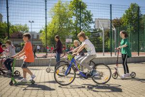 60 tysięcy uczniów rozpoczyna rywalizację rowerową