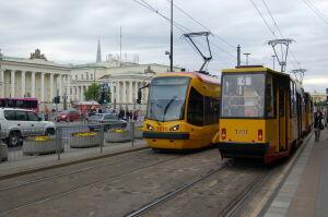 Renesans tramwajów dociera do Warszawy