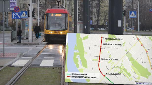 Miasto obiecuje tramwaj w terminie tvnwarszawa.pl
