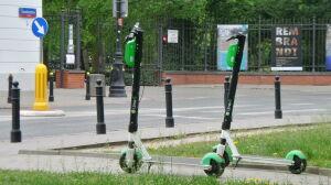 Minister chciałby ograniczyć prędkość hulajnóg do 25 km/h