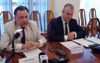 Konferencja marszałka województwa mazowieckiego