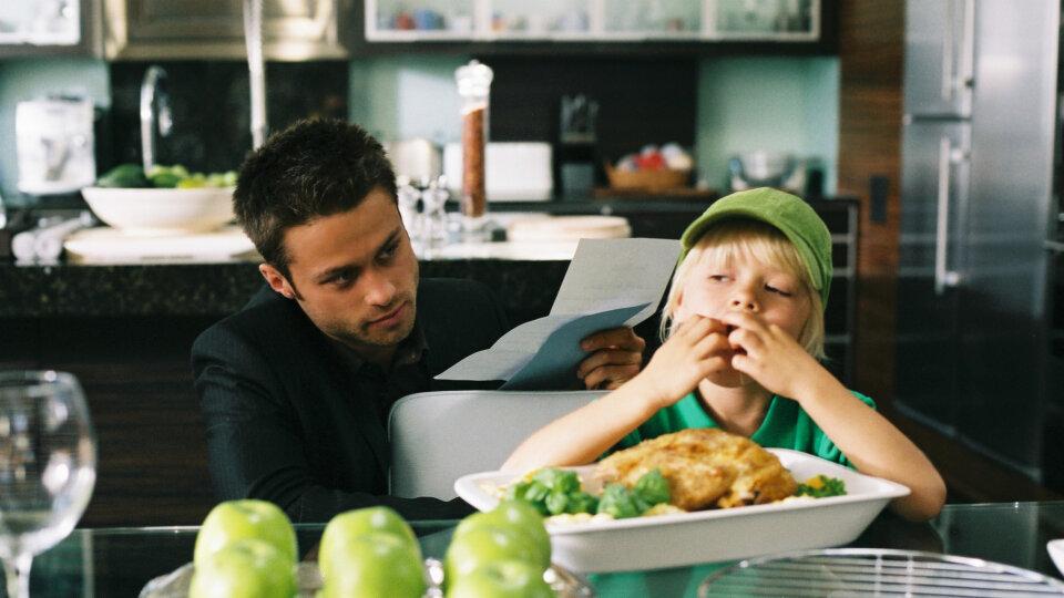 Kadr z filmu Tylko mnie kochaj