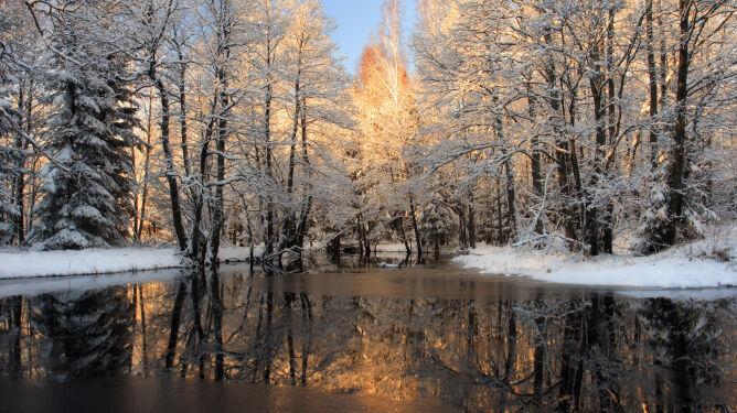Kołdra z chmur nad Polską. Co potem? Modele kapryszą, ale pokazują słońce