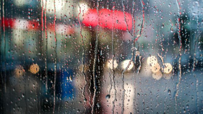 Prognoza pogody na dziś: dużo deszczu. Będzie do 11 st. C