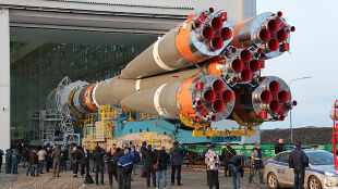 Odroczono start ulepszonego Sojuza. Potrzeba więcej testów oprogramowania