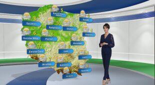 Prognoza pogody na poniedziałek 20.01